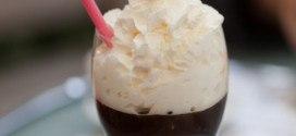 Das sahnige Kaffee-Getränke für kleine Gangster: der Café Mafioso