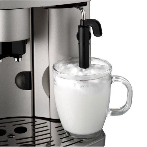 Kaffeevollautomat milchschaum nicht fest