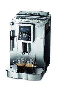 Der DeLonghi ECAM 23420 SB Kaffee-Vollautomat kocht leckeren Kaffee für zwei Tassen