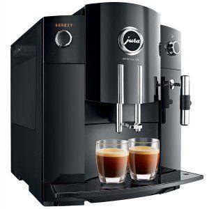 Der E503861 Kaffeevollautomat IMPRESSA C60 von Jura bietet erstklassigen Kaffeegenuss