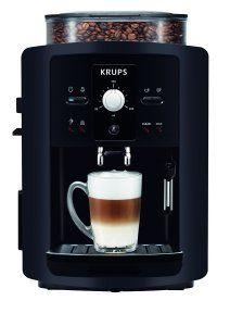 Der Krups EA 8000 Kaffee-Vollautomat Espresseria Automatic bietet ein sehr gutes Preis-/ Leistungsverhältnis