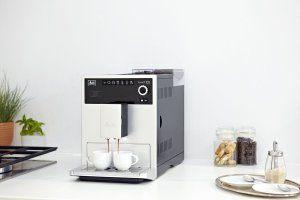 Der Melitta E 970-306 Kaffeevollautomat Caffeo CI One-touch Cappuccino zaubert auf Knopfdruck leckeren Kaffee