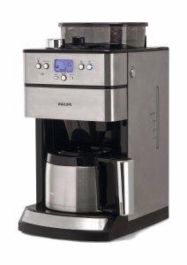 Der Philips HD7753/00 Grind und Brew mit Timer und Thermo bietet viel Leistung für wenig Geld
