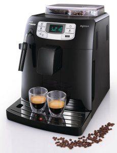 Der Saeco HD8751/11 Kaffee-Vollautomat eignet sich für zwei Tassen
