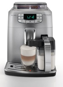 Der Saeco HD8753/95 Intelia Evo One Touch Cappuccino Kaffee-Vollautomat ist kompliziert zu programmieren