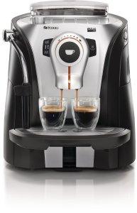 Die Bedienung des Saeco RI9752/01 Odea Go Kaffee-Vollautomat  ist denkbar einfach