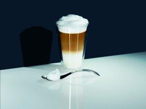 Der Siemens TE503509DE Kaffeevollautomat EQ.5 ist äußerst kompakt