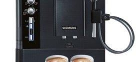 Der Siemens TE503521DE Kaffee-Vollautomat EQ.5 edition 11 kann für zwei Tassen gleichzeitig brühen.
