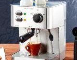 Espressomaschine Zahlen Daten Fakten