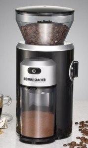 Kaffee Espresso Mühle