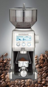 Gastroback 42639 Design Kaffeemühle Advanced Pro