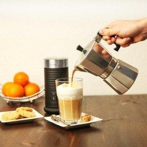 Arendo milkloud Milchaufschäumer automatisch