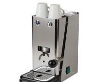 FlyTec Kaffeepadmaschine Zip und 24 Musetti Kaffeepads