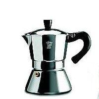 Pezzetti Induzione Bellexpress Espressokocher für 6 Tassen
