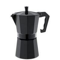 Cilio 321227 Espressokocher Alu für 6 Tassen