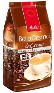 Ganze Kaffeebohnen Bellacrema La Crema Von Melitta Im Test