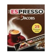 Jacobs Espresso Sticks 25 Portionen 4 x 45g