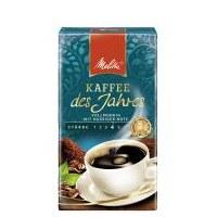 Melitta Kaffee des Jahres 6 x 500g Röstkaffee gemahlen