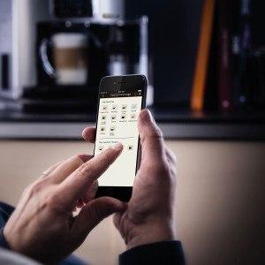 Krups EA860E Kaffeevollautomat One-Touch-Cappuccino Latte Smart