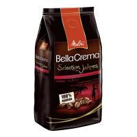 Melitta Ganze Kaffeebohnen, 100 % Arabica, fein-fruchtige Nuancen von Granatapfel, mittlerer Röstgrad, Stärke 3, BellaCrema
