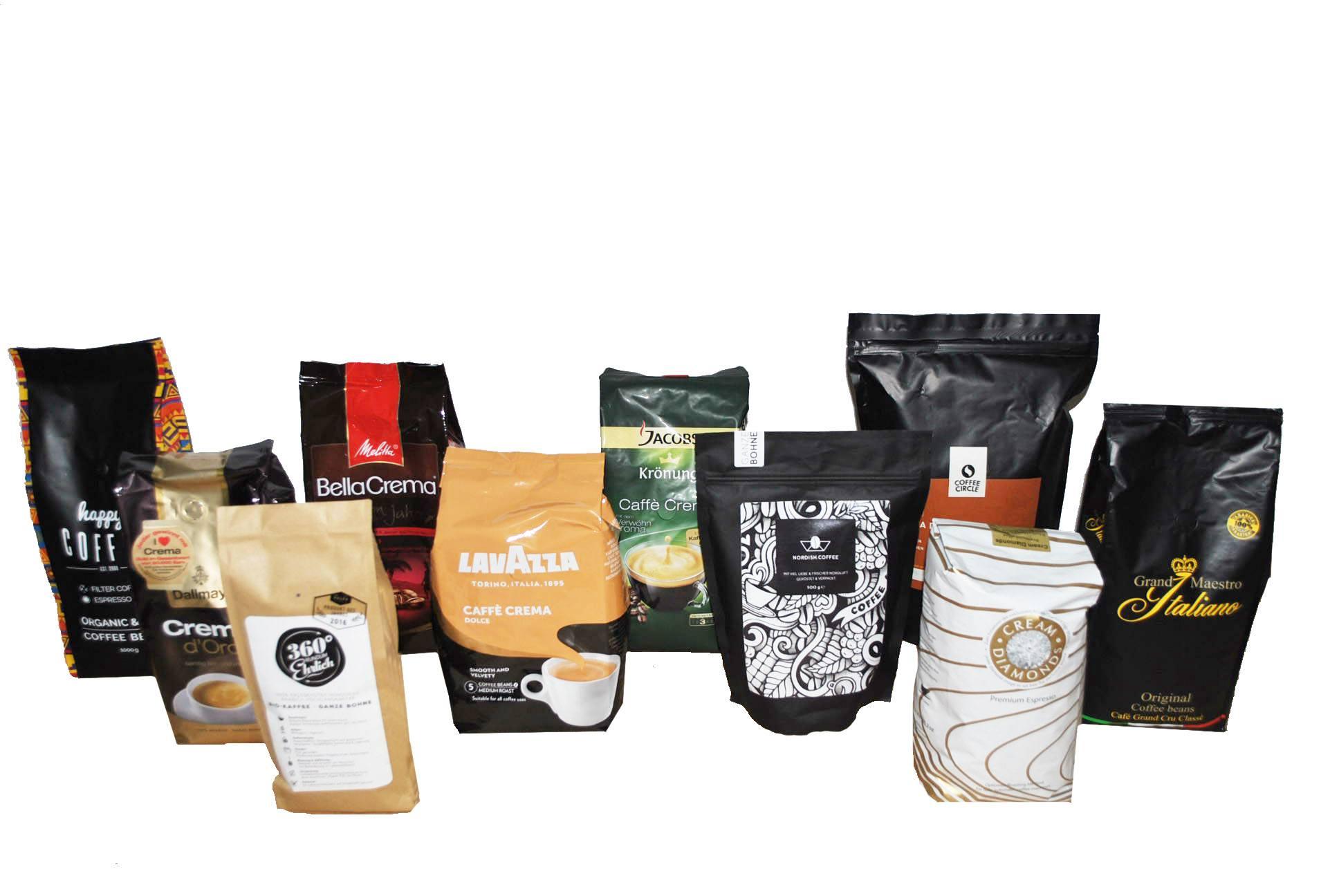 Kaffeebohnen Test 2018 Die 10 Besten Kaffeebohnen Im Vergleich