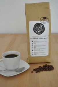 Kaffeebohnen 360 im Test