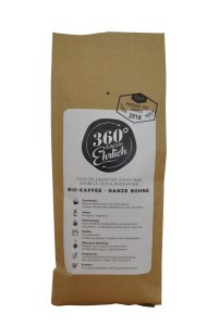 Kaffee 360 Kaffeebohnen im Test