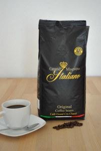 Kaffee_Grand Maestro im Test