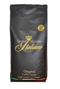Kaffee Grand Maestro Kaffeebohnen im Test