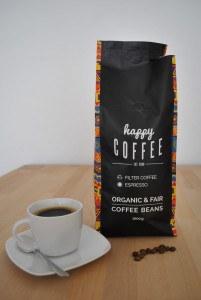 Kaffeebohnen Happy im Test