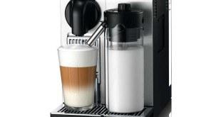 DeLonghi Nespresso EN 750.MB Lattissima Pro (1400 Watt) Silber