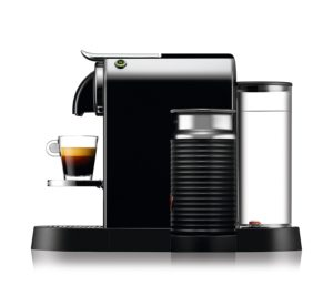 De'Longhi Nespresso EN267.BAE Citiz Kaffemaschine (1710 W) schwarz